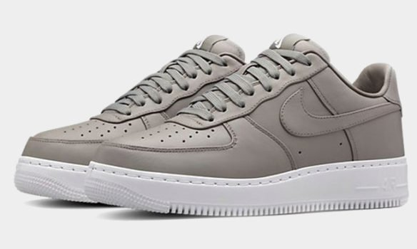 Фото Nike Lab Air Force 1 Low серые - 1