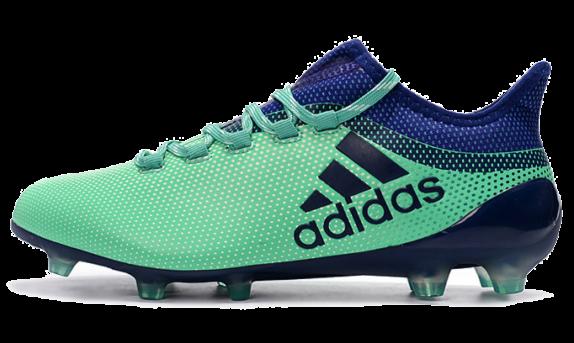 Фото Adidas X 17.1 FG blue - 3